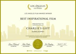 Charlie's Gift - Best Inspirational Film