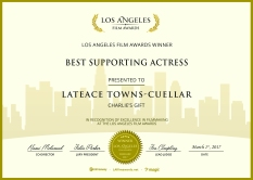 Charlie's Gift - Best Supporting Actress v2